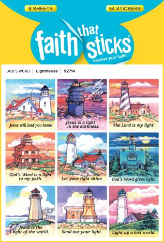 Lighthouse - Stickers