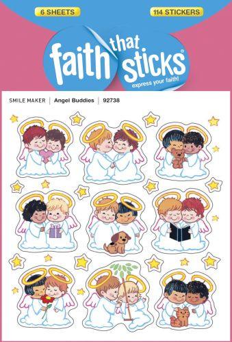 Angel Buddies - Stickers