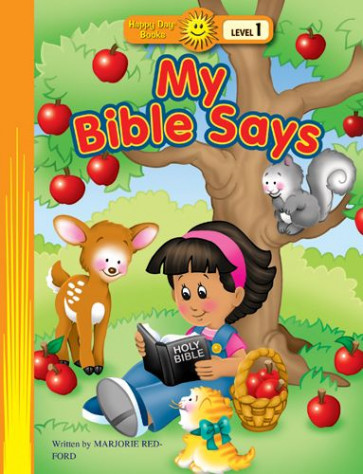 My Bible Says - Softcover / softback