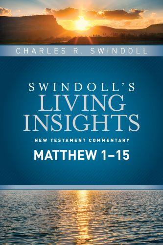 Insights on Matthew Part 1 - Hardcover
