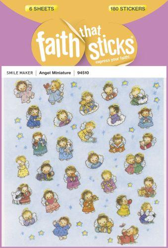 Angel Miniature - Stickers