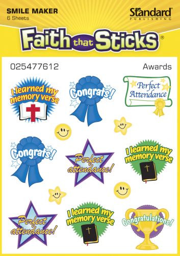 Awards - Stickers
