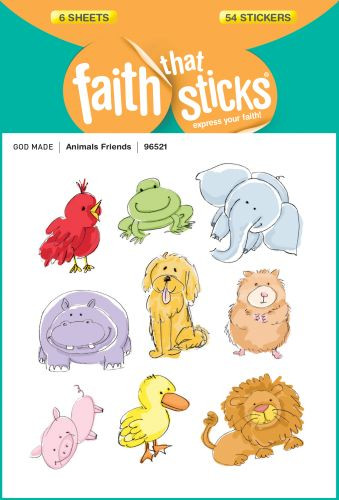 Animal Friends - Stickers