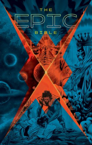 The Epic Bible - Hardcover
