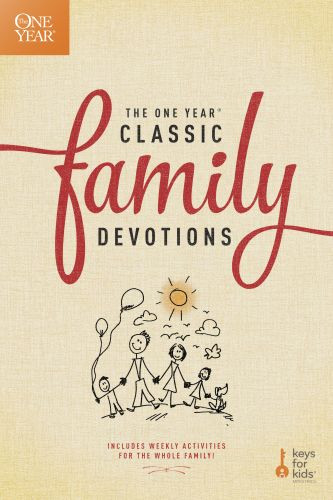 The One Year Classic Family Devotions - Softcover / softback