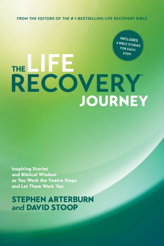 The Life Recovery Journey - Softcover