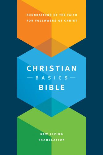Christian Basics Bible NLT (Softcover) - Softcover / softback