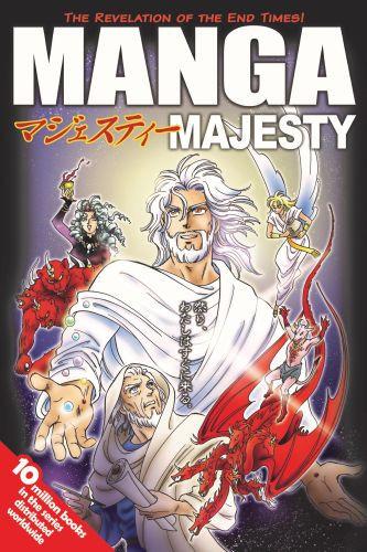 Manga Majesty - Softcover