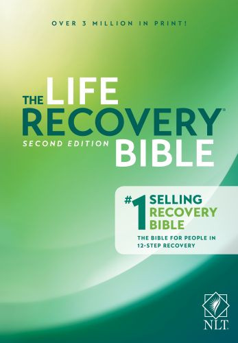 NLT Life Recovery Bible, Second Edition (Hardcover) - Hardcover