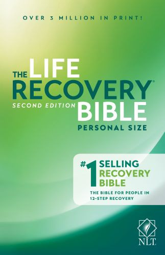 NLT Life Recovery Bible, Second Edition, Personal Size (Softcover) - Softcover / softback