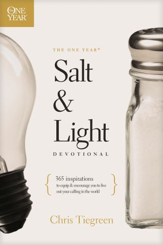 The One Year Salt and Light Devotional - Softcover