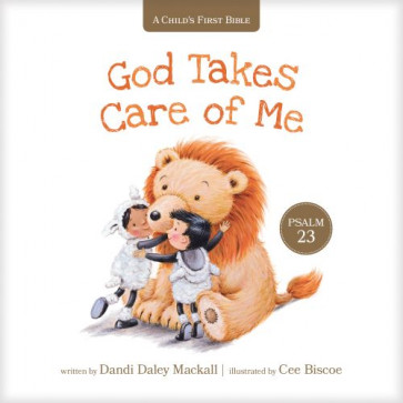 God Takes Care of Me - Board book