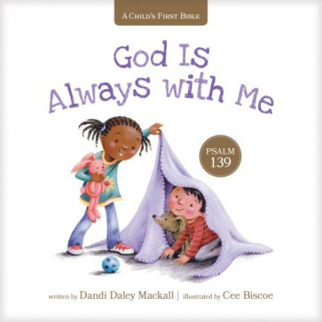 God Is Always with Me - Board book
