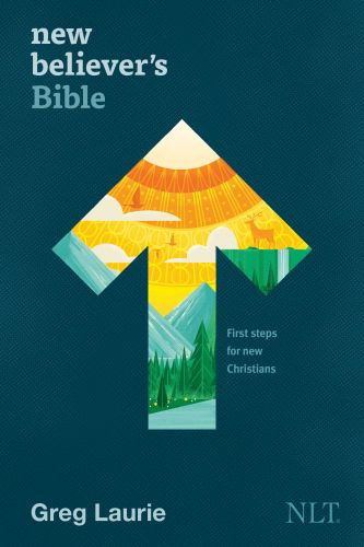 New Believer's Bible NLT (Hardcover) - Hardcover