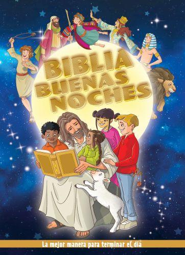 Biblia buenas noches - Hardcover