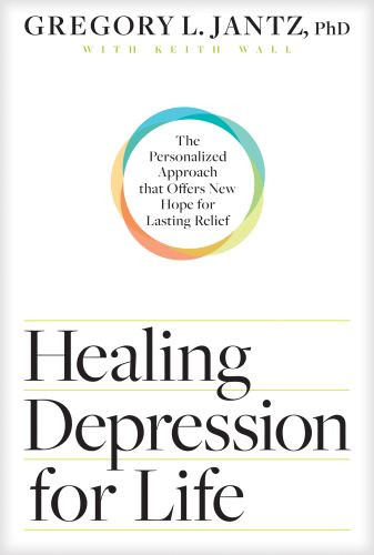 Healing Depression for Life - Softcover