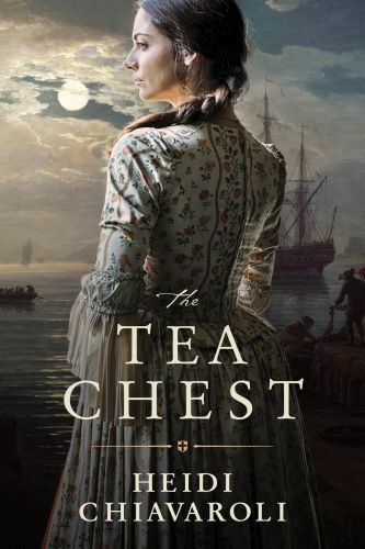 The Tea Chest - Hardcover