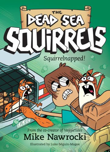 Squirrelnapped! - Softcover