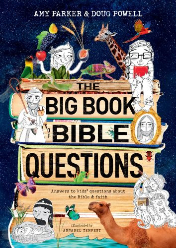The Big Book of Bible Questions - Hardcover