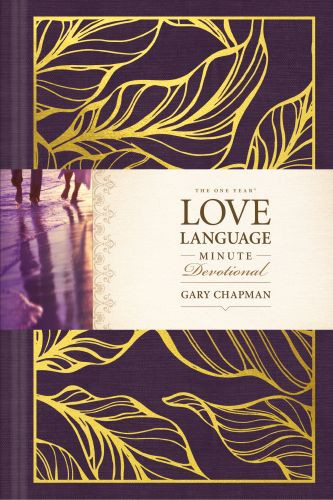 The One Year Love Language Minute Devotional - Hardcover