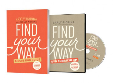 Find Your Way Discussion Guide with DVD - Softcover