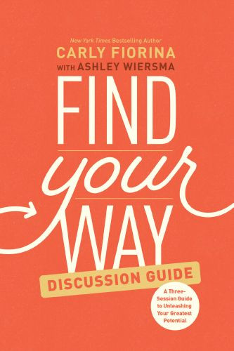 Find Your Way Discussion Guide - Softcover