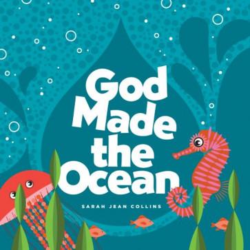 God Made the Ocean - Board book