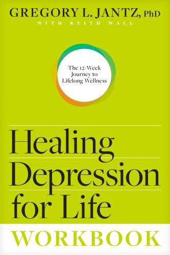 Healing Depression for Life Workbook - Softcover / softback