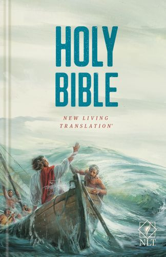 NLT Children's Bible (Hardcover) - Hardcover