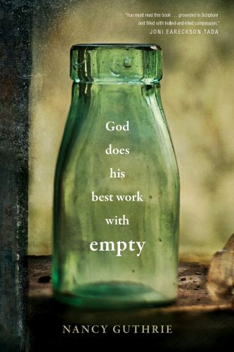 God Does His Best Work with Empty - Hardcover