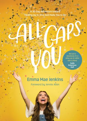 All-Caps YOU - Hardcover