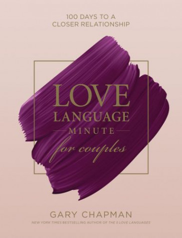 Love Language Minute for Couples - Hardcover