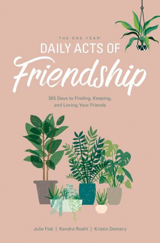 The One Year Daily Acts of Friendship - Softcover