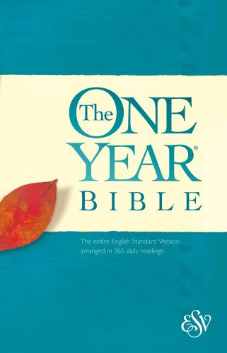 ESV One Year Bible (Softcover) - Softcover