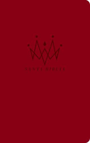 Santa Biblia NTV, Edición ágape (SentiPiel, Rojo) - LeatherLike Red