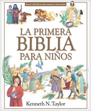 La primera Biblia para niños - Hardcover