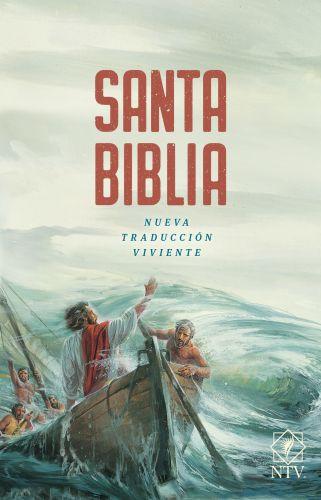 Biblia para niños NTV (Tapa rústica) - Softcover