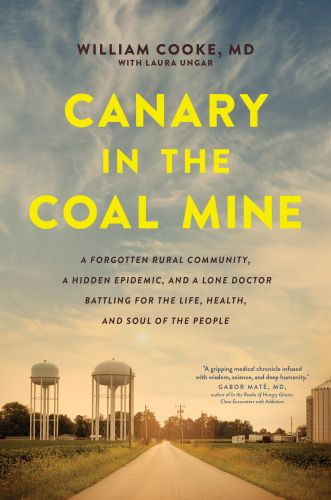 Canary in the Coal Mine - Hardcover With printed dust jacket