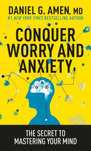 Conquer Worry and Anxiety - Softcover