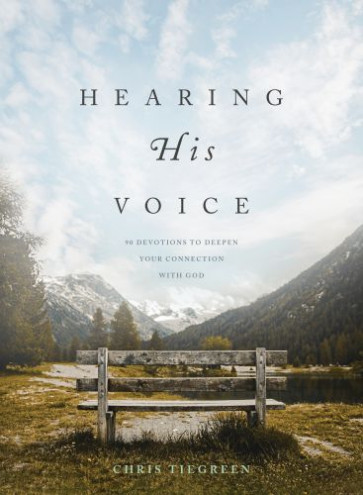 Hearing His Voice - Hardcover