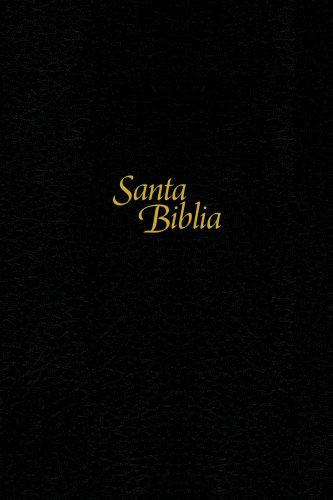 Santa Biblia NTV, Edición personal, letra grande (Letra Roja, Tapa dura de SentiPiel, Negro, Índice) - Hardcover Black With thumb index