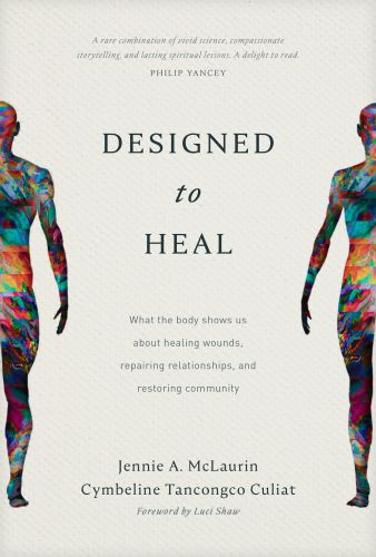 Designed to Heal - Hardcover With printed dust jacket
