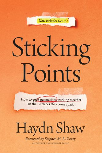 Sticking Points - Hardcover