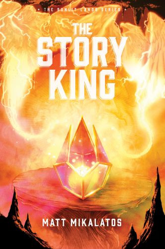 The Story King - Softcover