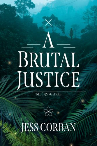 A Brutal Justice - Hardcover With printed dust jacket