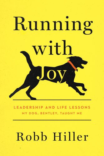 Running with Joy - Hardcover With printed dust jacket