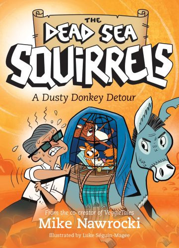 A Dusty Donkey Detour - Softcover