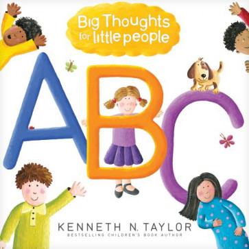 Big Thoughts for Little People ABC - Board book