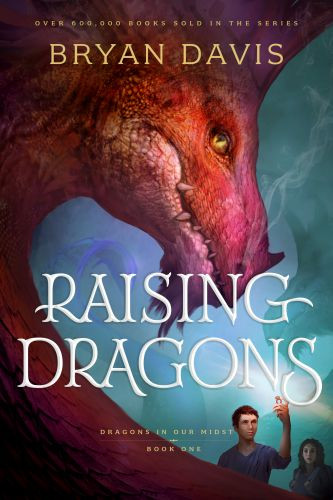 Raising Dragons - Hardcover With dust jacket