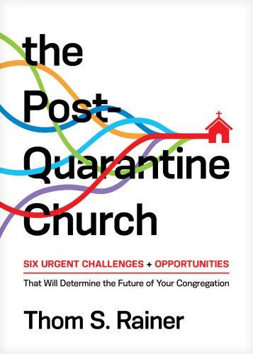 The Post-Quarantine Church - Hardcover